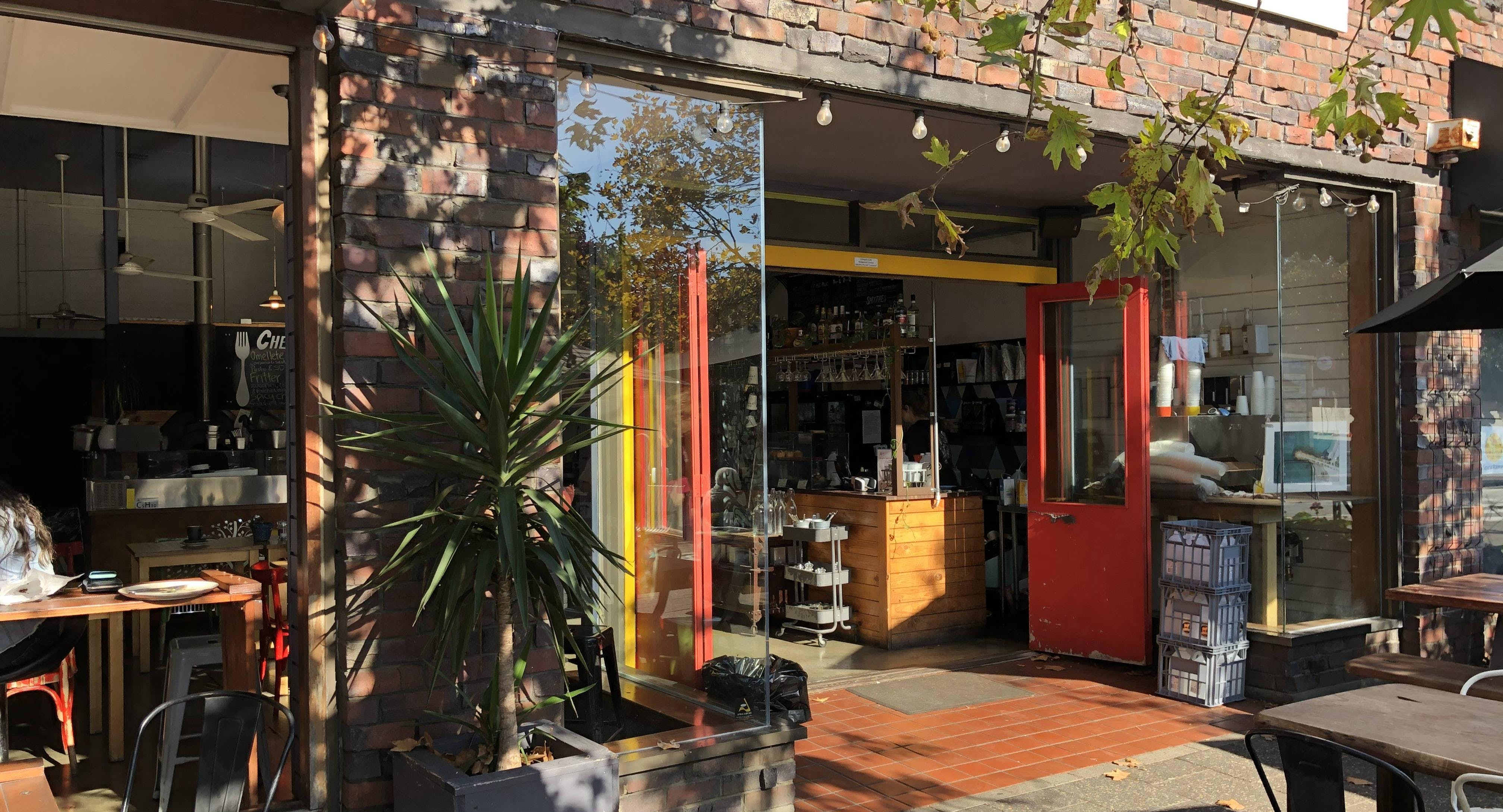 Photo of restaurant D'Angelo Cafe in Fremantle, Perth