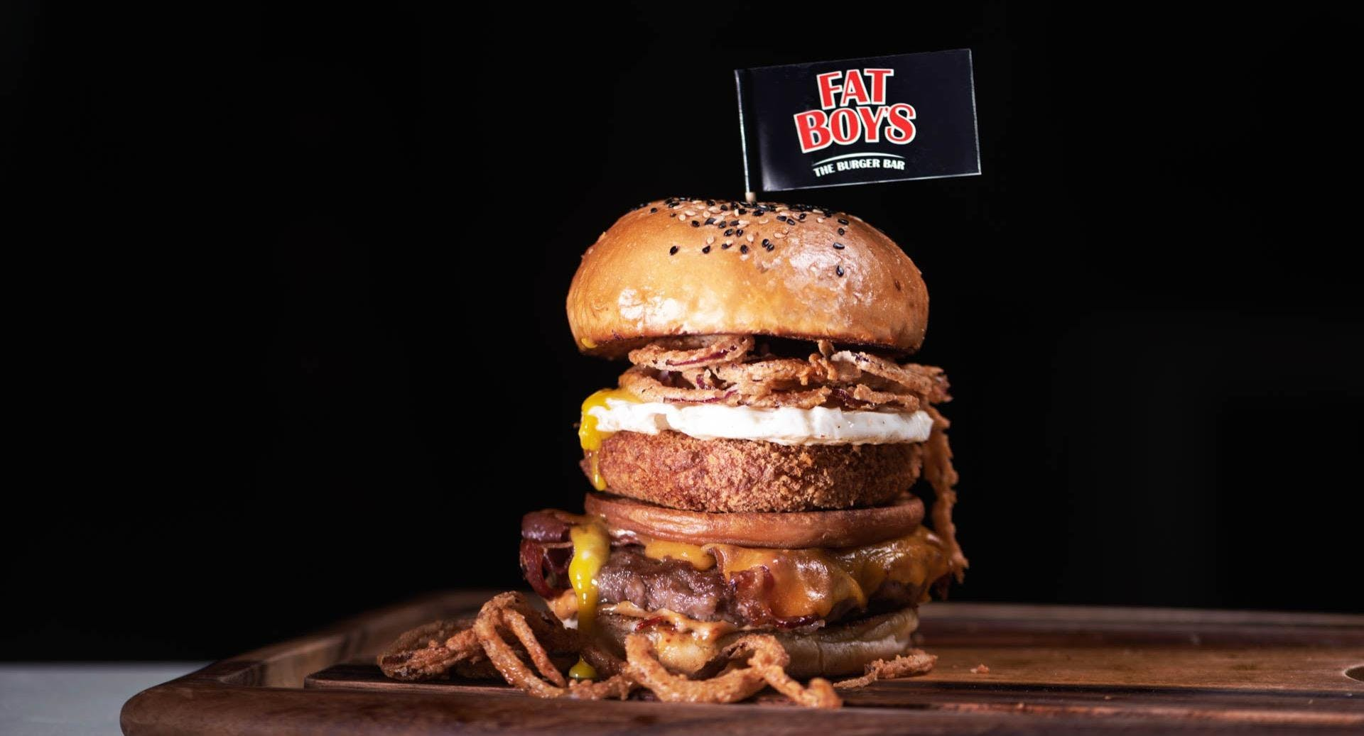 FatBoy's The Burger Bar – Northpoint City