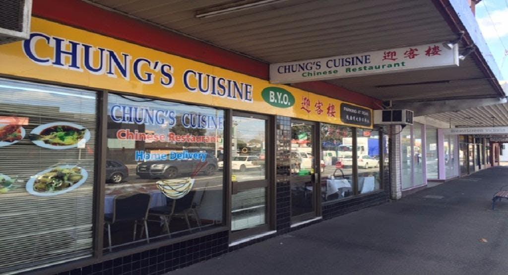Chung's Cuisine Melbourne image 1