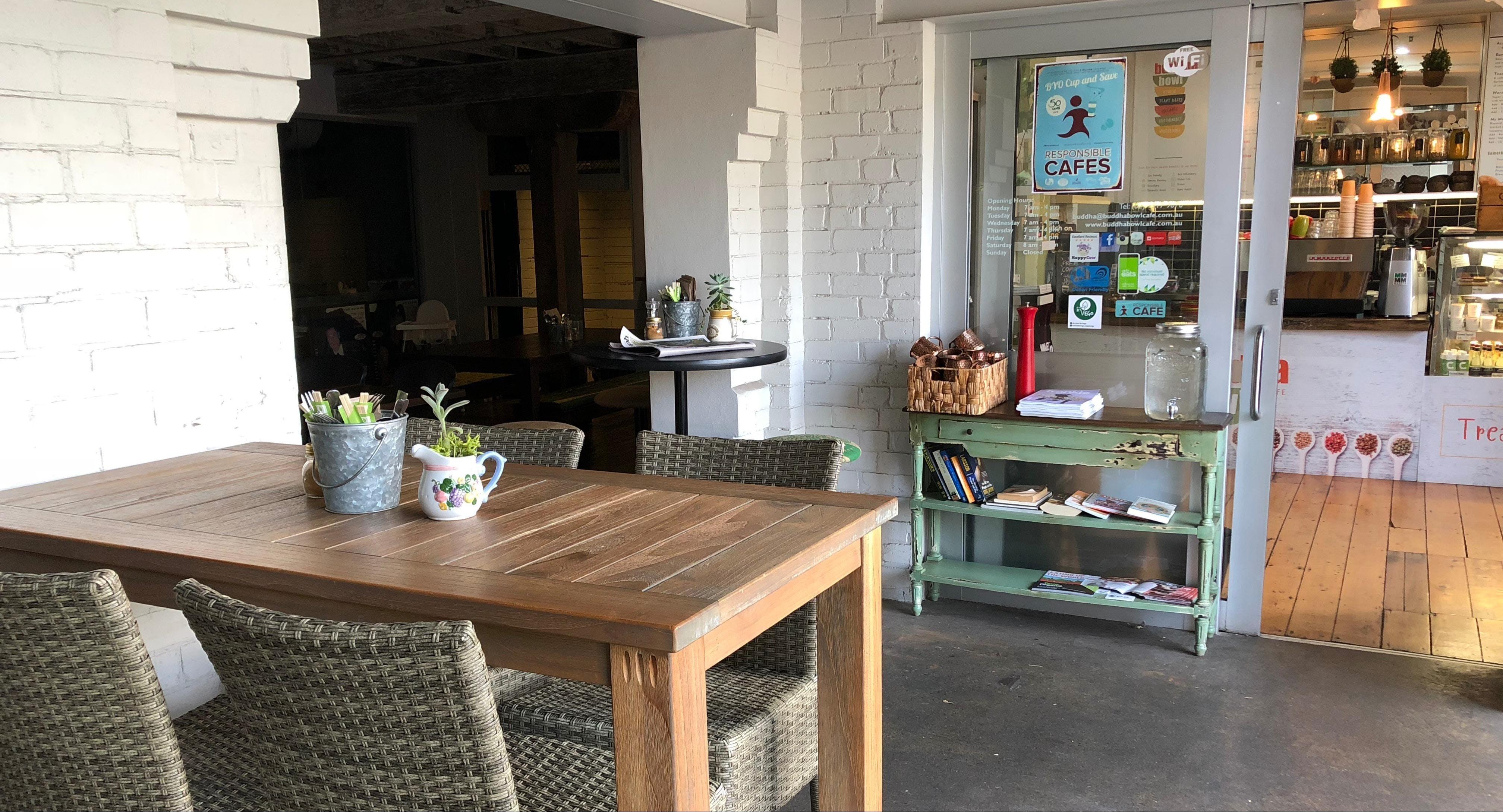 Buddha Bowl Cafe Sydney image 1