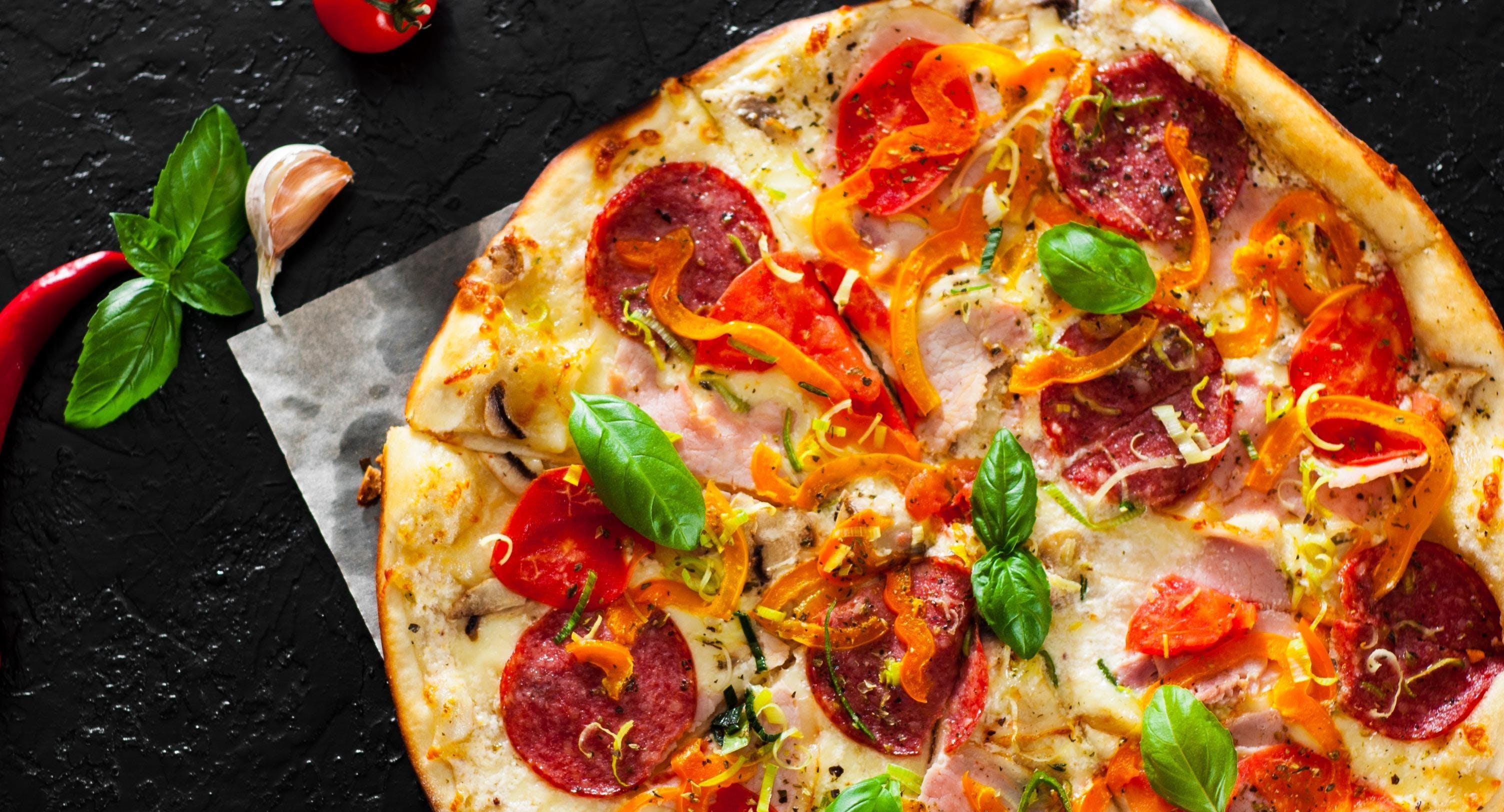 Casa Della Pizza In Brighton Central Book Online