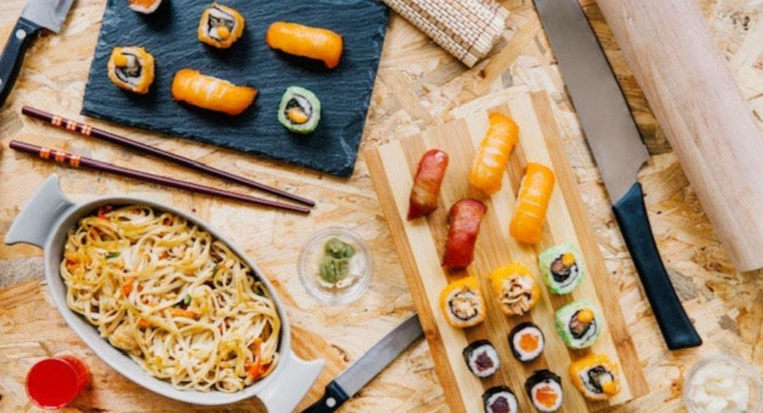 Meet Sushi