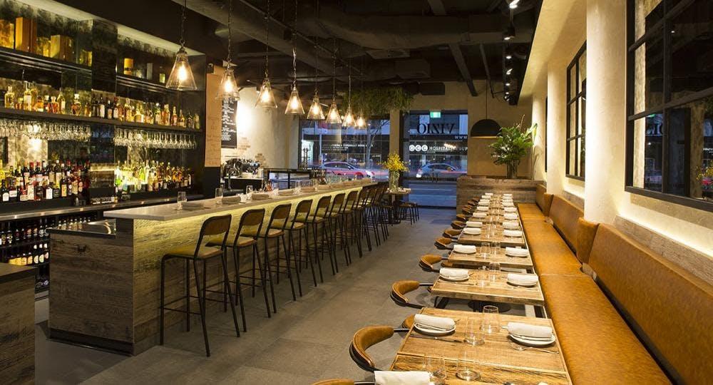 View the menu at Vizio Caffe e Cucina, Sydney