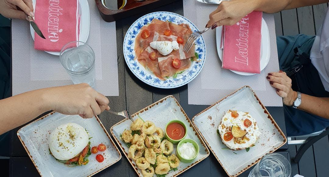 Latteria Mozzarella Singapour image 1