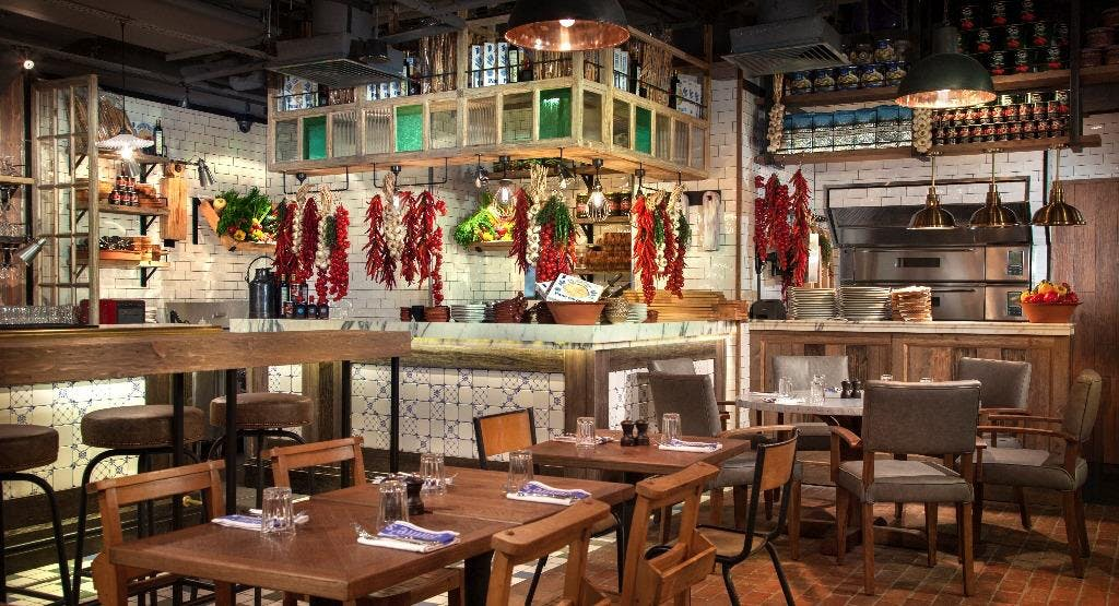 Jamie's Italian - Forum Orchard Singapore image 1