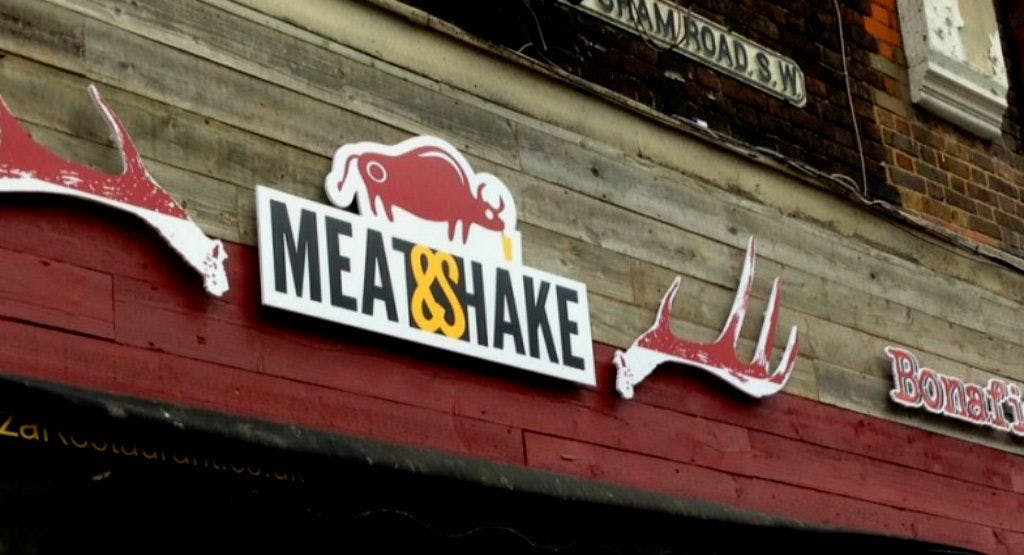 Meat and Shake - Tooting