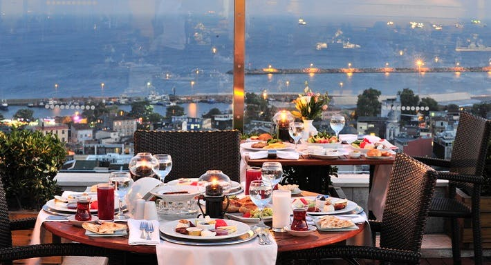 The President Hotel Teras Restaurant İstanbul image 4