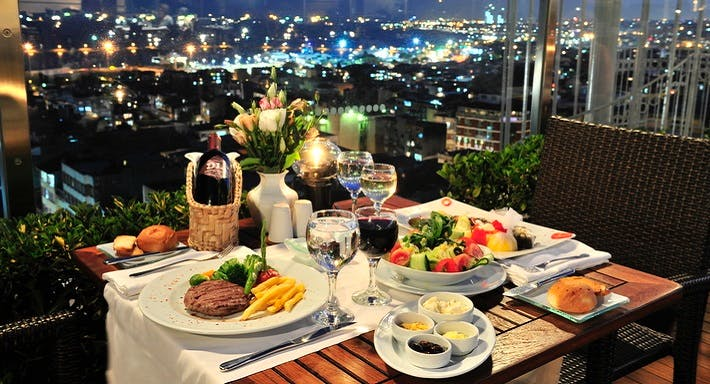 The President Hotel Teras Restaurant İstanbul image 3