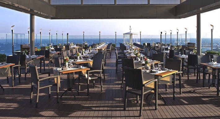 The President Hotel Teras Restaurant İstanbul image 1