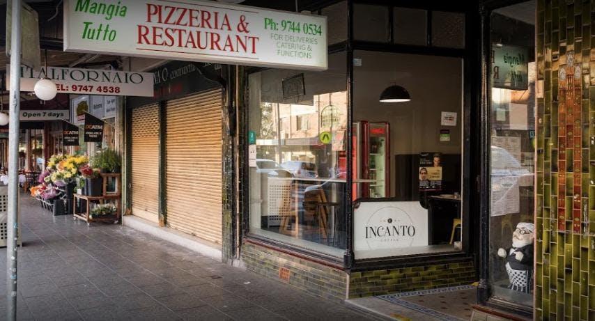 Mangia-Tutto Pizzeria & Restaurant Sydney image 3