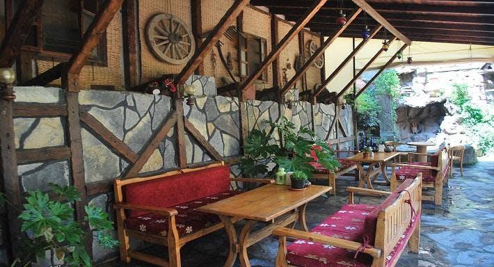 The Stone Garden Restaurant