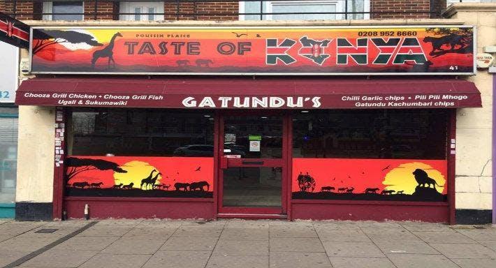 Poussin Plaice - Taste of Kenya London image 1