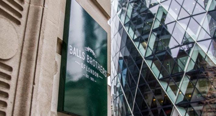 Balls Brothers Bury Court
