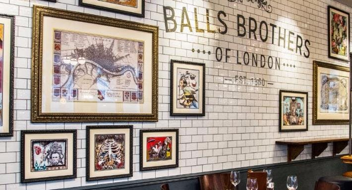 Balls Brothers Bury Court London image 3