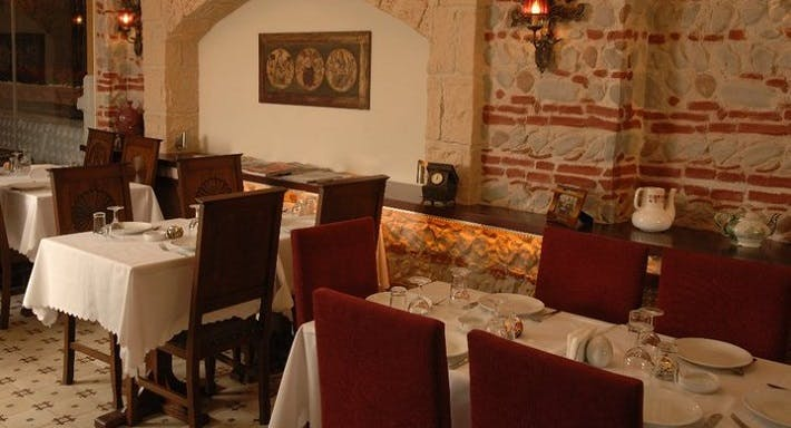 Mavi Melek Restaurant Asmalı Mescit İstanbul image 4
