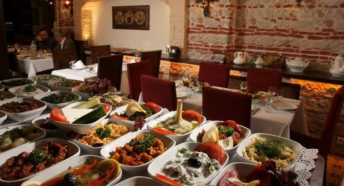 Mavi Melek Restaurant Asmalı Mescit
