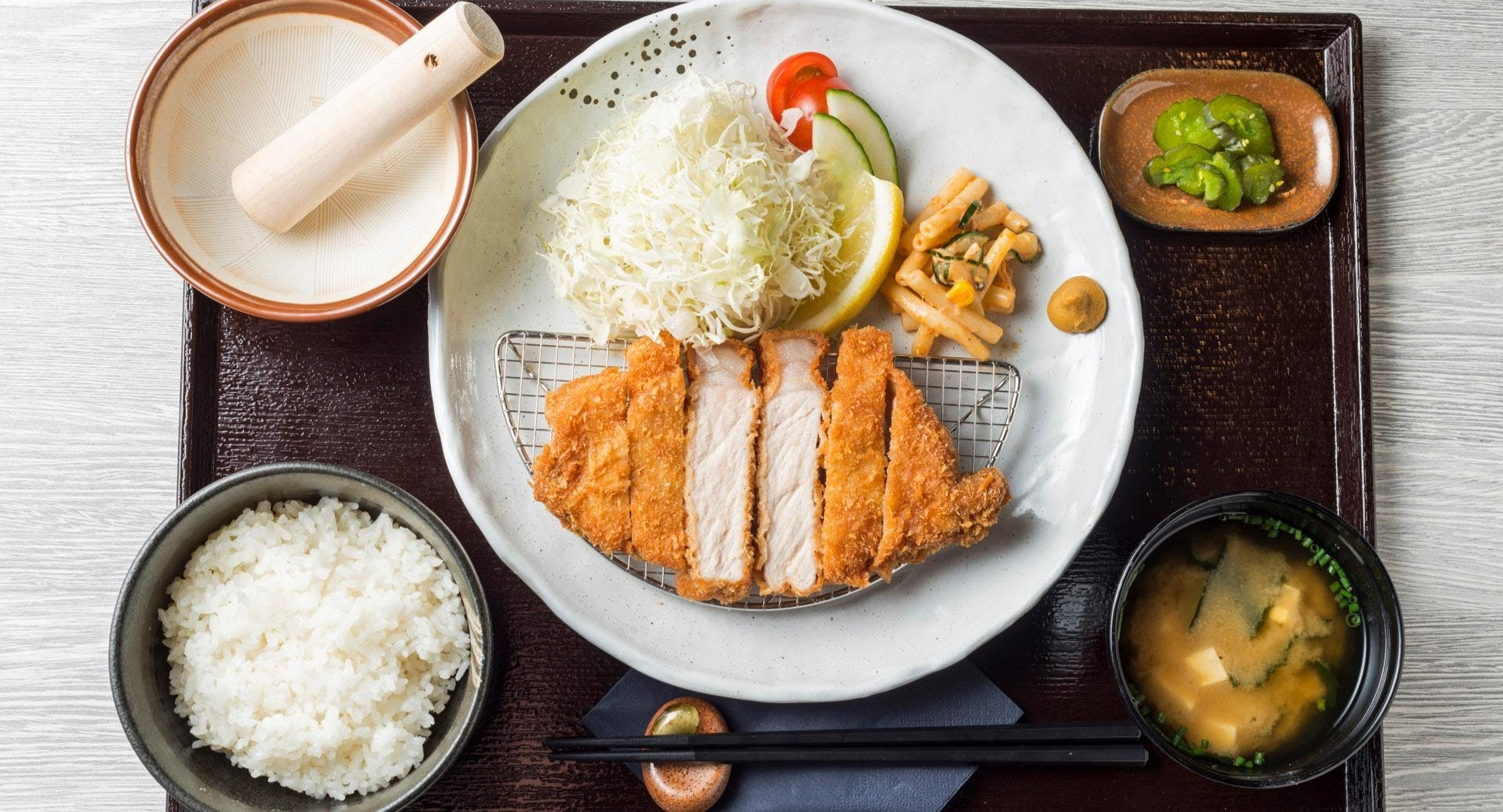 Tonkatsu Gonta by Cafe Relax
