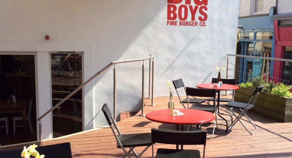 Big Boys Fine Burger Co. Folkestone image 1
