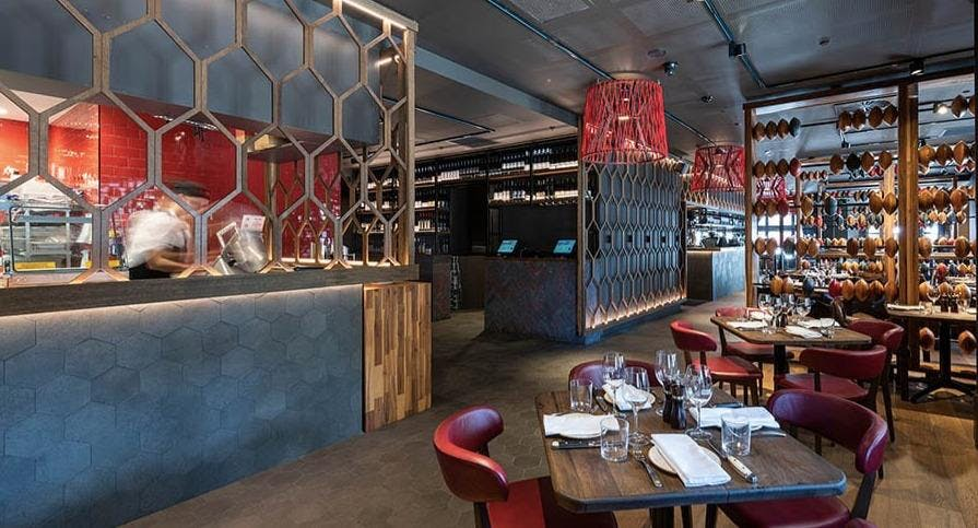 The Meat & Wine Co Perth