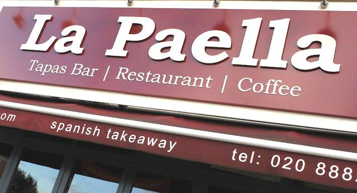 View The Menu At La Paella Tapas Bar London