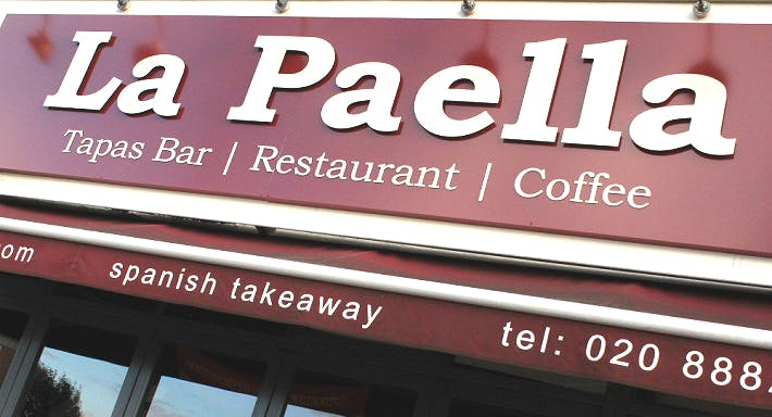 La Paella Tapas Bar London image 3