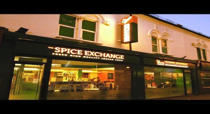 The spice exchange indian restaurant birmingham for 4 spice indian cuisine
