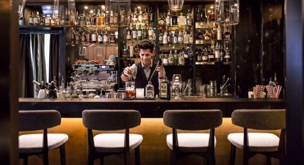 CODE - Die Bar im Restaurant Tresor Hannover image 1