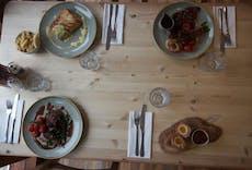 Restaurant Ashill Inn in Ashill, Cullompton