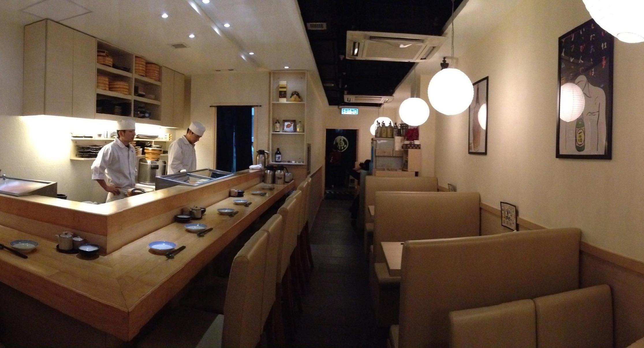 Sushi Masa 鮨政 - Sheung Wan