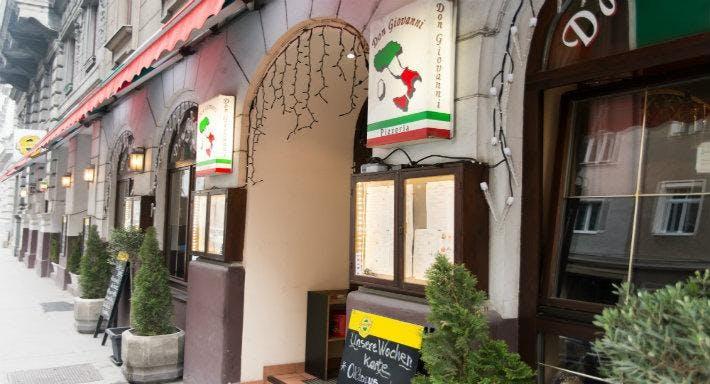 Ristorante Pizzeria Don Giovanni Wien image 7