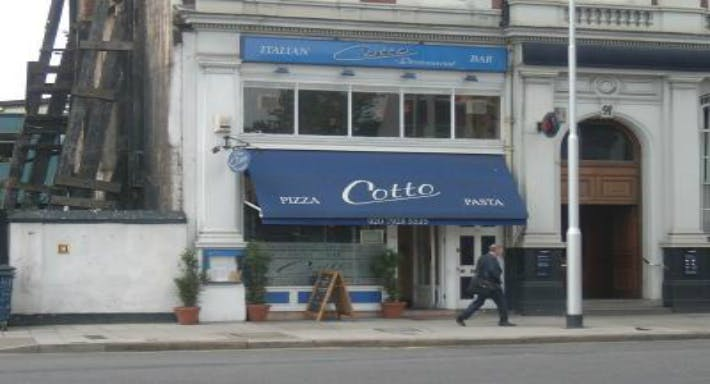 Italian Cotto