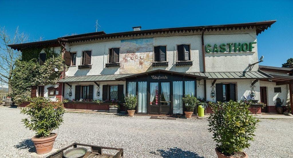 Ristorante Park Hotel Elefante Verona image 1