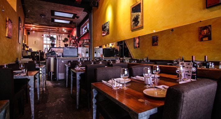Pianeta Terra Amsterdam : Restaurant gusto in amsterdam centrum gleich ausprobieren