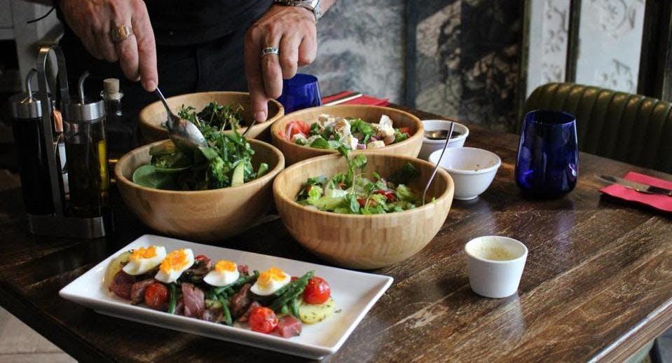 Farrago Restaurant London image 2