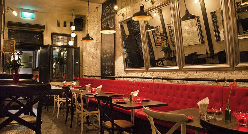 Noti Restaurant & Bar Singapore image 1