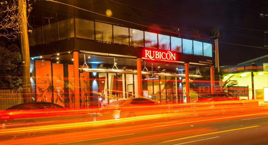 Rubicon Bar Restaurant Melbourne image 1