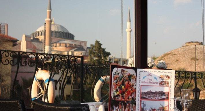 Alaturka Terrace Restaurant