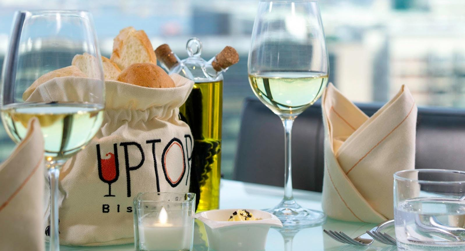 Uptop Bistro and Bar