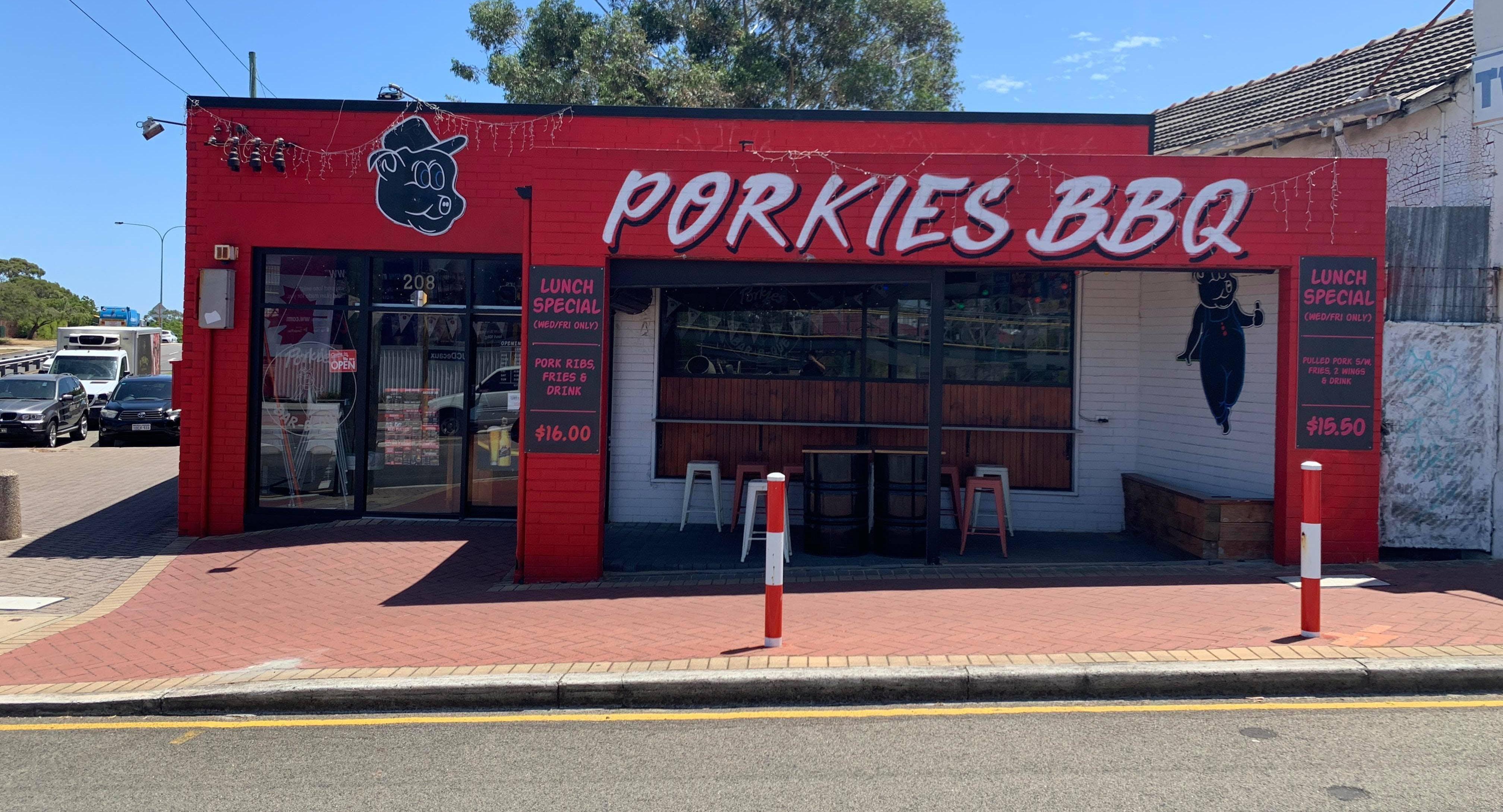 Photo of restaurant Porkies BAR-B-QUE in Bayswater, Perth