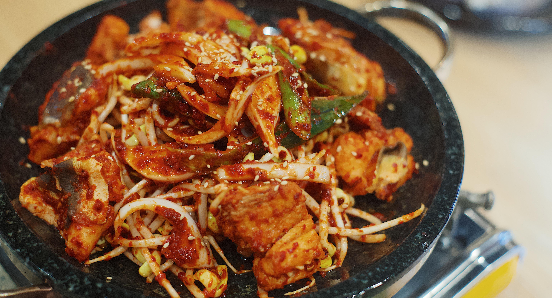SBCD Korean Tofu House - Tanjong Pagar Centre