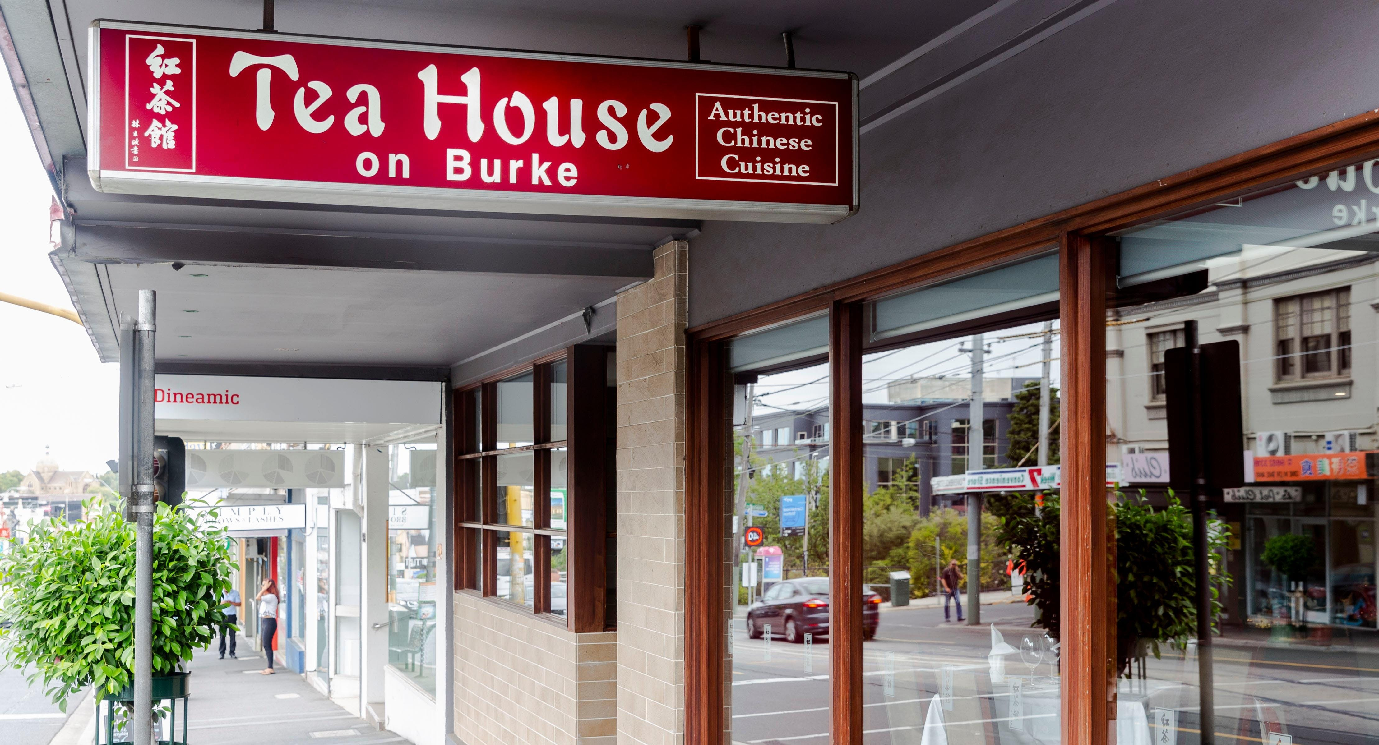 Tea House On Burke
