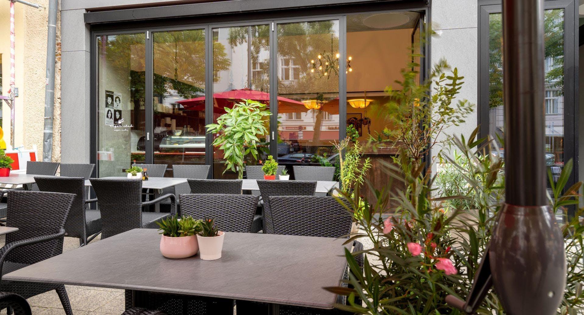 Tiger Club Vegan Sushi Berliini image 3