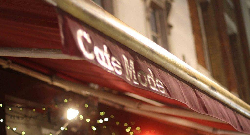 Cafe  Mode London image 1