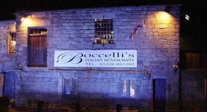 Boccellis Italian Restaurant Barnsley image 2