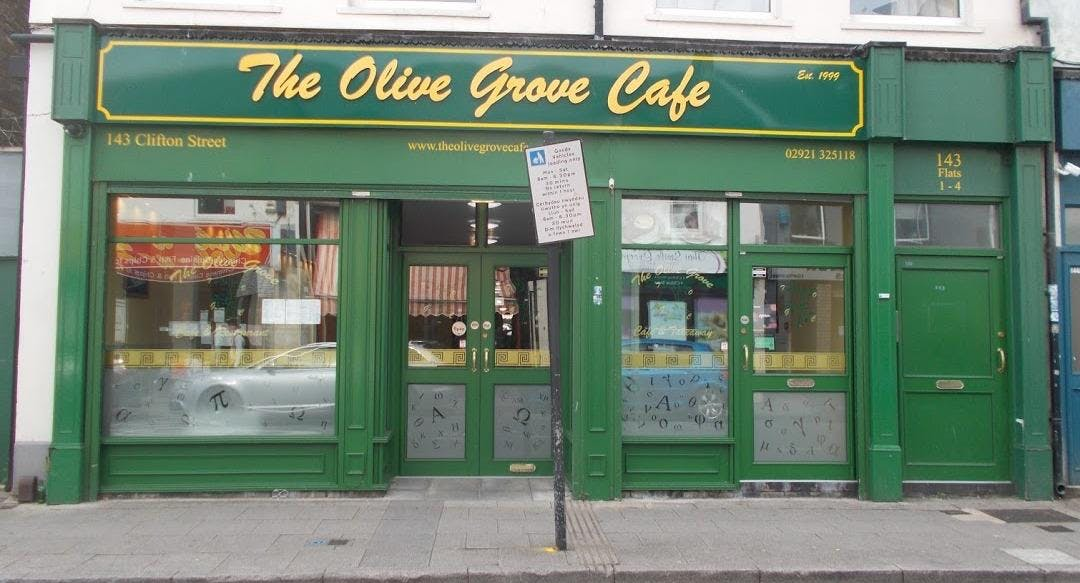 The Olive Grove Cafe