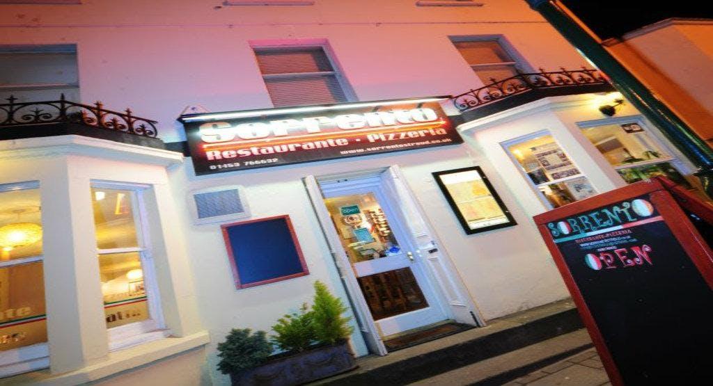 Sorrento Italian Restaurant Stroud image 1
