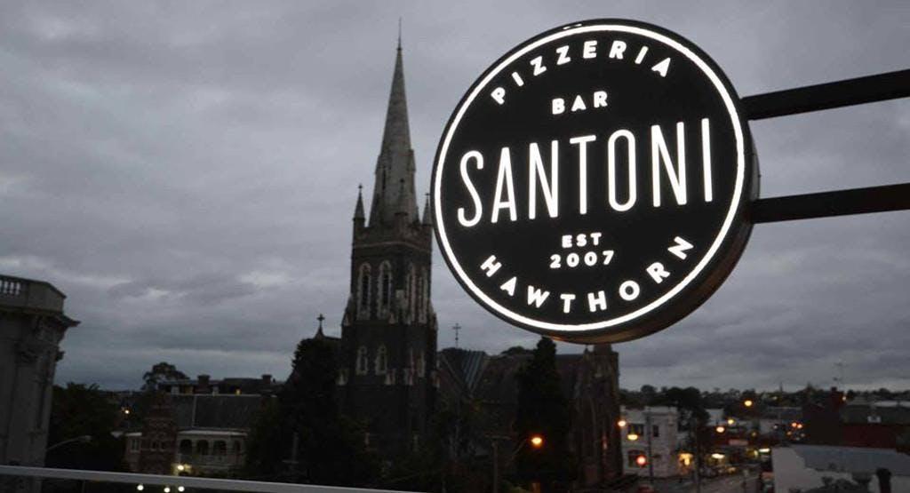 Santoni Pizza Bar