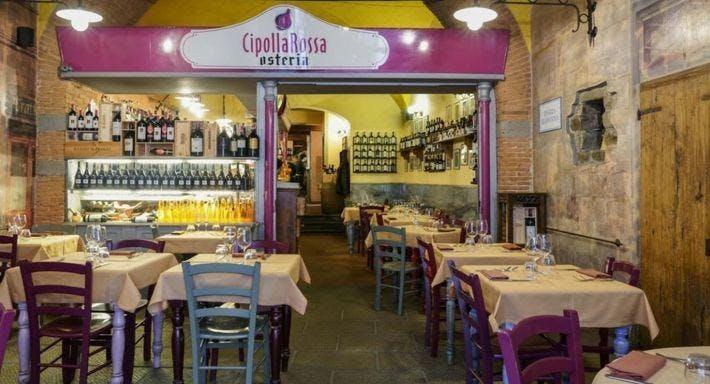 Osteria Cipolla Rossa Firenze image 2