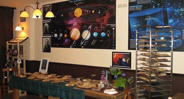 Cara Cosmic Cafe