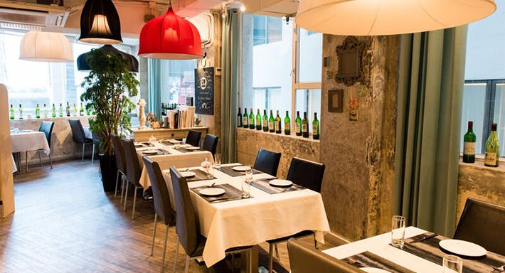 Oui French Private Kitchen Hong Kong image 6
